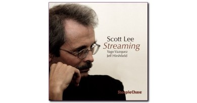 Scott Lee Streaming Steeplechase 2020 Jazzespresso CD