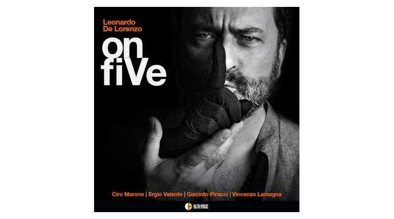 Leonardo De Lorenzo Quintet onfive AlfaMusi 2021 Jazzespresso CD