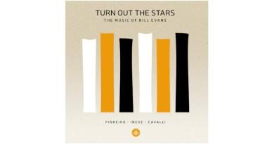 Turn Out The Stars Pinheiro Ineke Cavalli Challenge Jazzespresso CD