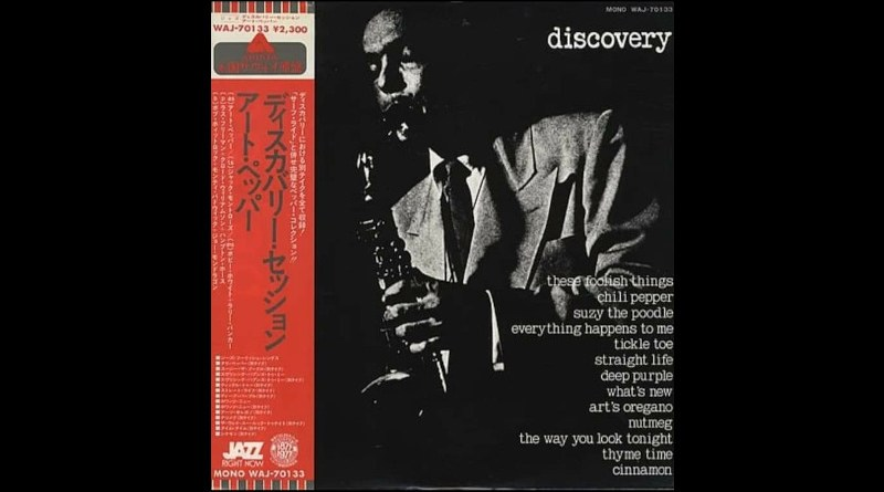 Art Pepper The Discovery Session Savoy 1999 Jazzespresso