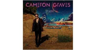 Cameron Graves Mack Avenue Seven Jazzespresso CD