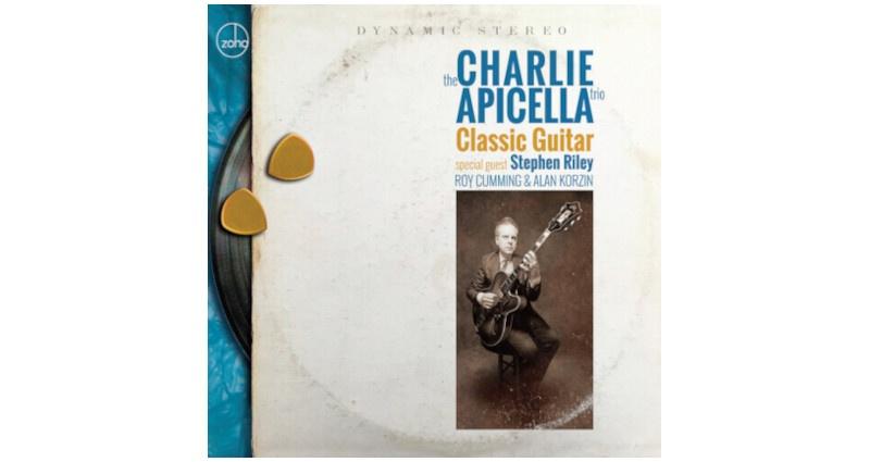 查理·阿皮切拉三重奏(Charlie Apicella Trio) Classic Guitar Jazzespresso