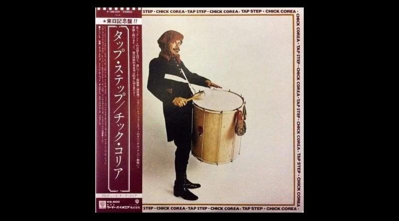 Chick Corea Tap Step Warner 1980 Jazzespresso Album