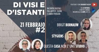 di Visi e d'Istanti Jazzespresso Eventi Streaming 2021