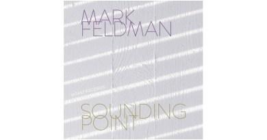 Mark Feldman Sounding Point Intakt 2021 Jazzespresso CD
