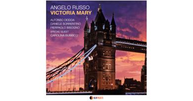 Angelo Russo Victoria Mary Alfa Music 2021 Jazzespresso