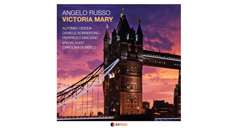 Victoria Mary Alfa Music 2021 Angelo Russo Jazzespresso CD