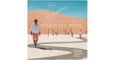 Imaginary Road Reza Khan Jazzespresso CD 2021