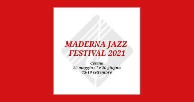 Maderna Jazz Festival 2021 Jazzespresso News Rassegne