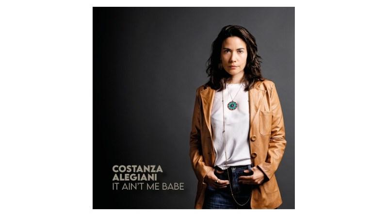 科斯坦薩·阿萊賈尼 (Costanza Alegiani) It Ain't Me Babe Jazzespresso