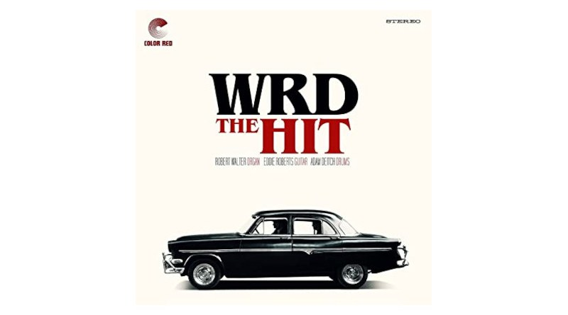 WRD The Hit Color Red 2021 Jazzespresso Jazz Funk