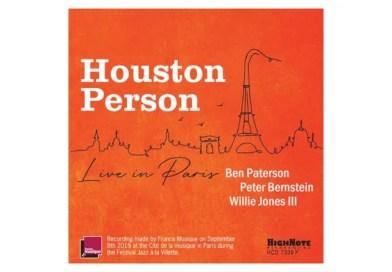 Houston Person Live In Paris HighNote 2021 Jazzespresso
