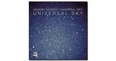 Maxime Bender - Universal Sky - CAM 2018 - Jazzespresso en