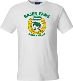 T-shirt Bajen fans Södermalm