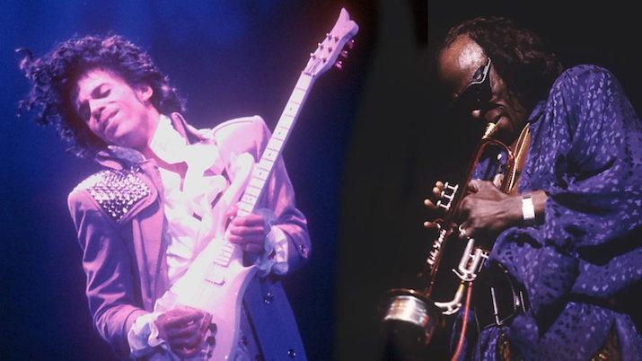 Miles Davis e Prince