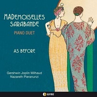 As Before - Mademoiselles Sarabande