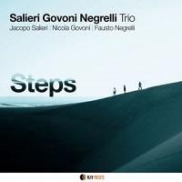 Steps - Salieri Govoni Negrelli Trio