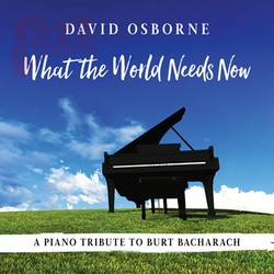 What the world needs now - David Osborne