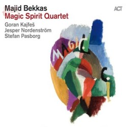 Magic Spirit Quartet - Majid Bekkas