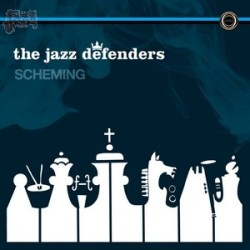 Scheming - The Jazz Defenders