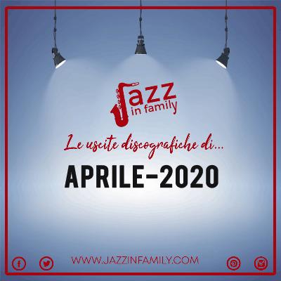 Aprile 2020 le uscite discografiche