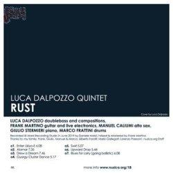 Rust - Luca Dalpozzo Quintet