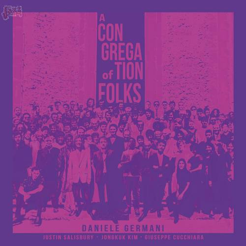 A congregation of folks - Daniele Germani