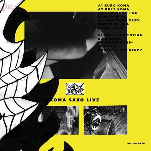 Live - Koma Saxo