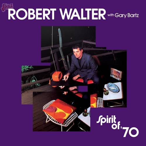 Spirit Of '70 - Robert Walter