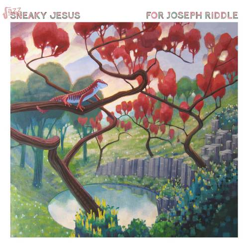 for Joseph Riddle - sneaky jesus