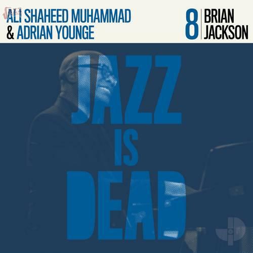 Jazz is Dead 8 - Brian Jackson