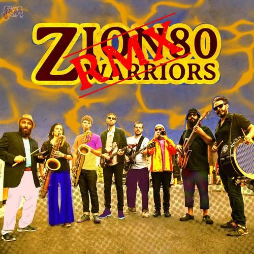 Warriors RMX-Zion80
