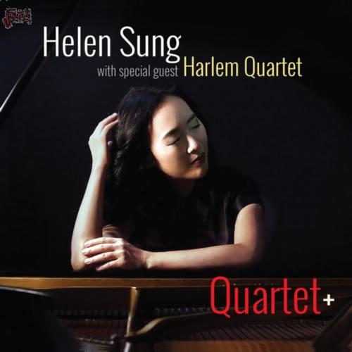Quartet+-Helen Sung with Harlem Quartet