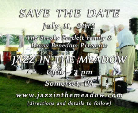 Jazz in the Meadow 2015