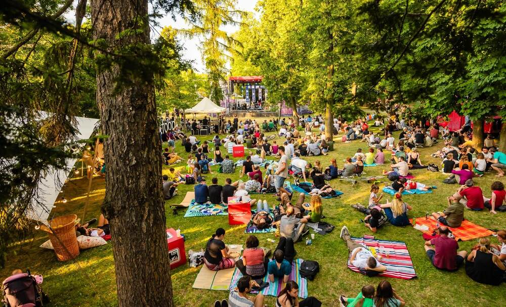 Why are we doing Jazz in the Park and why across the city?