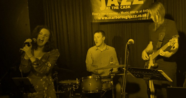 Carioca Soul at Scarborough Jazz [video]