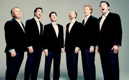 The King's Singers, Королевские певцы - акапелла-груп