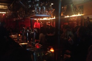 Jazzcafe de stier