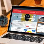 Nu on-line: jazzkroniekdetor.nl