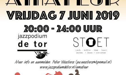 Dag van de Jazz-Amateur 2019