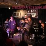 Caroline Goudswaard: gentle voice met tip top timing