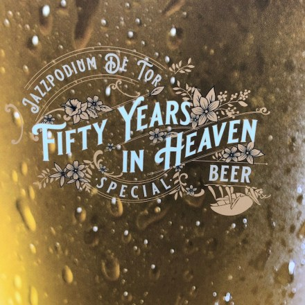 "TOR-bier ""Fifty Years In Heaven"""