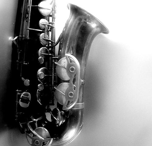 pistas para saxofon