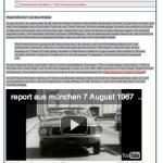 Report München und die Straßen von San Francisco