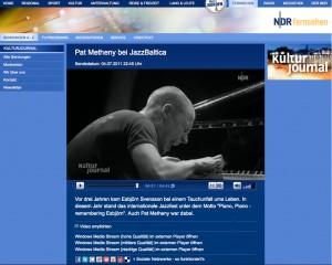ndr_kulturjournal. Foto: Screenshot_ndr_mediathek
