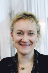 Neue 1. Vorsitzende der UDJ: Julia Hülsmann. Foto: Charlotte Oswald