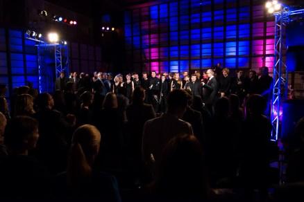 Applaus nach dem Konzert