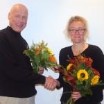 Gebhard Ullmann und Julia Hülsmann