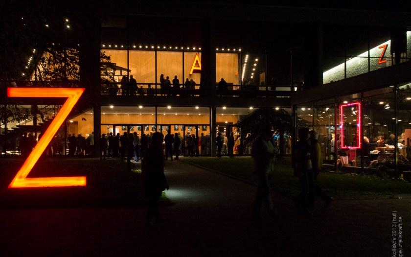 Jazzfest Berlin. Impression. Foto: Hufner