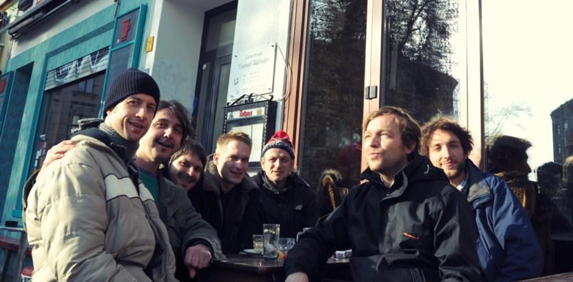 Jazz-Kollektiv Berlin. Foto: Jazz-Kollektiv Berlin